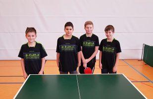 Jungen U18 III chancenlos in Haubersbronn