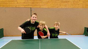 Jungen U13: Deutlicher Sieg