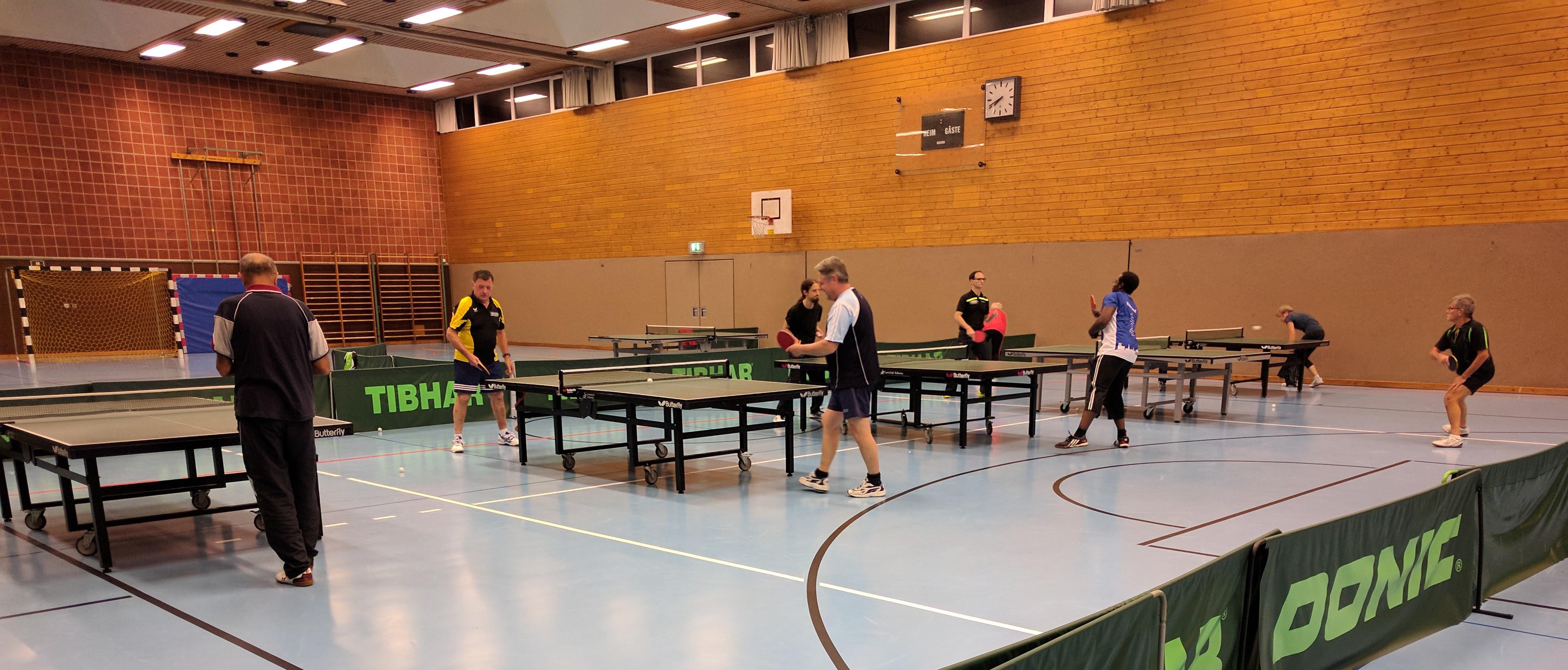 SV Remshalden Tischtennis