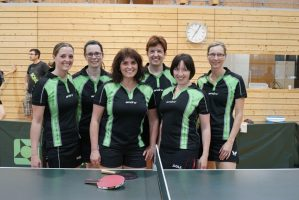 Herren 3: Damen-Allstar-Team sichert Klassenerhalt