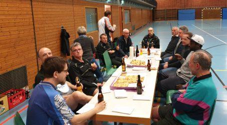 Jakob Fahr in den TT-Ruhestand verabschiedet